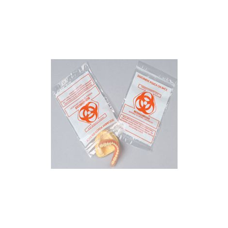 Biohazardous Pouch Bag (Keystone)