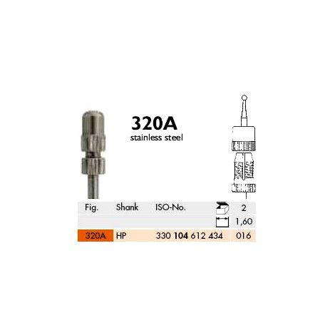 320A Stainless Steel Mandrels Pk/2