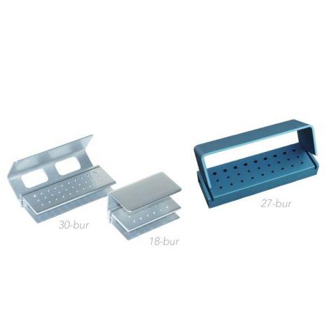 Aluminum FG &  RA Bur Blocks (Pac-Dent)