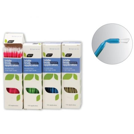 Disposable Mini Brush Applicators (Pac-Dent)