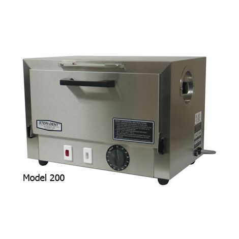 Steri-Dent Dry Heat Sterilizer Model No. 300, 3 trays included