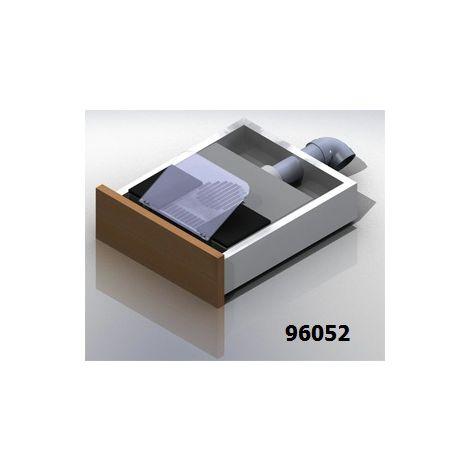 """Workstation Attachment  (2-1/4"""" x 2-3/4"""" work block (1-1/2"""" hose)"""