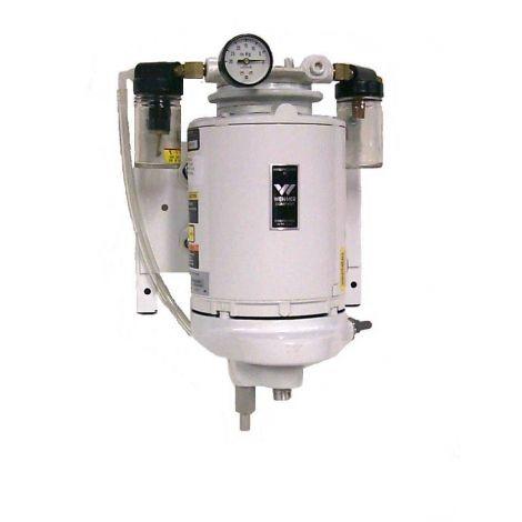 "Standard Vacuum Spatulator (w/stand) - 10"" W x 12"" D x 21.5"" H (25cm x 30.5cm x 54.5cm)"