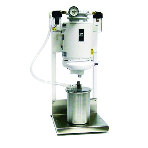 PRO Mixer - Vacuum Spatulator with Stand & Work Table (WEHMER)