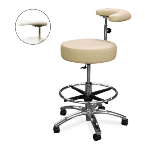 Assistant Stool Model 1067-R (Galaxy)