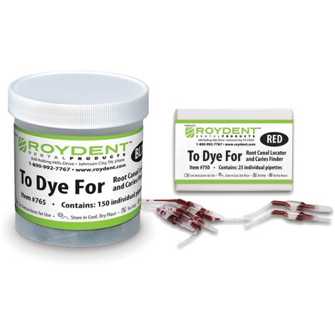 To Dye For (Roydent)