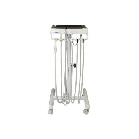 1550XL Duo Doctor's Cart 3HP 4H Auto (SE, HVE, Syringe)