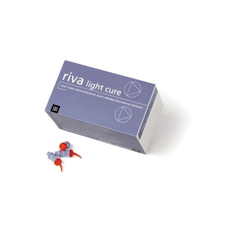 Riva Light Cure Capsules (SDI)