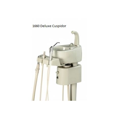 Cuspidors for Palm Beach Mounted Models (Summit Dental System)