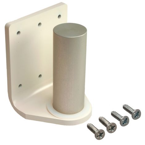 "Wall Mount for 2"" Dia. Post Mounted Arms (Beaverstate)"