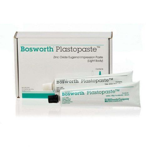 PlastoPaste Tube Brown Accelerator (3.25oz (94g)