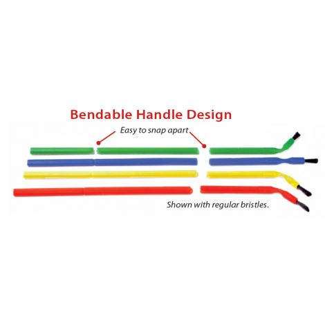 Bendable Brush Applicators (Vista)