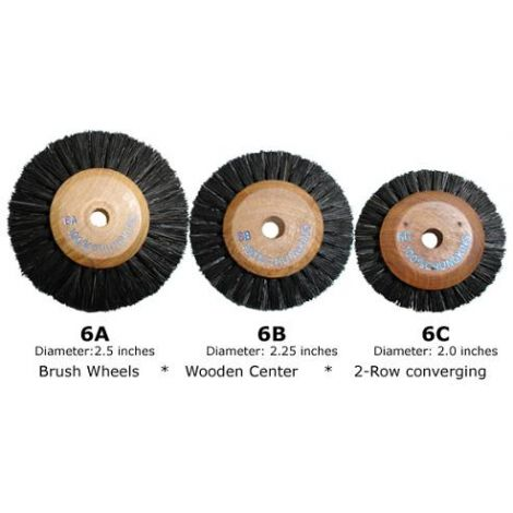 Brush Wheels (Meta Dental)