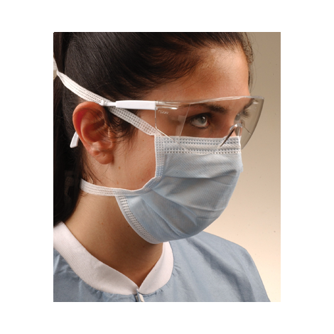 Surgical Tie-On-Laces Masks (Crosstex)