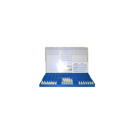 Polycarbonate Crowns Kit & Refills