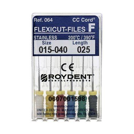 Flexicut Files (Roydent)