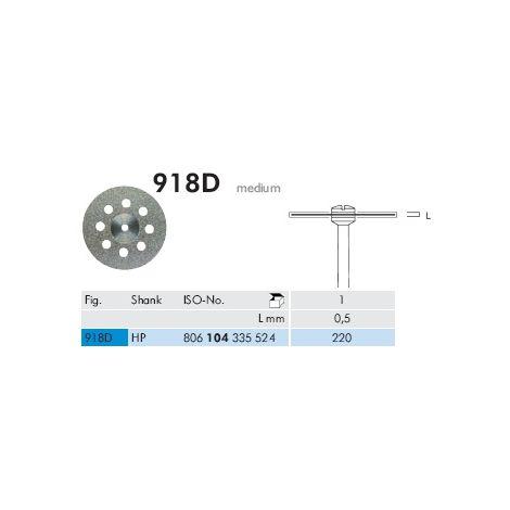 Diamond Discs Medium 918D (Meisinger)