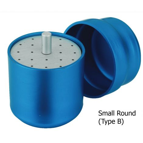 Small & Medium Round Endo Boxes (DiaDent)