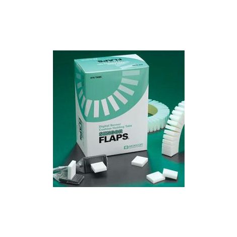 Sensor Flaps Digital Sensor Tabs (Microcopy)