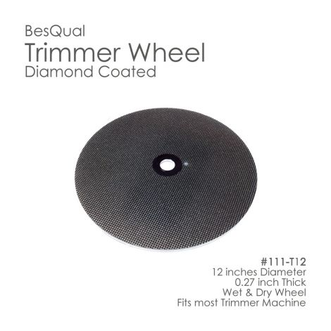 Diamond Coated Model Trimmer Wheels (Meta Dental)