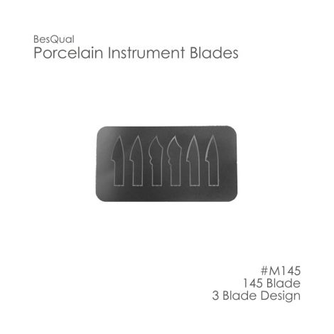 Porcelain Instrument Blade Sets (Meta Dental)