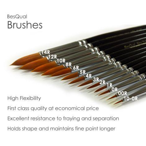 Besqual Porcelain Brush (Meta Dental)