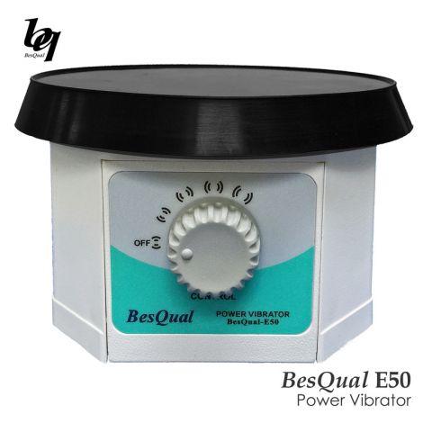 """E50 Small  Investment/Plaster Vibrator 5.5"""" x 3"""" 220v"""