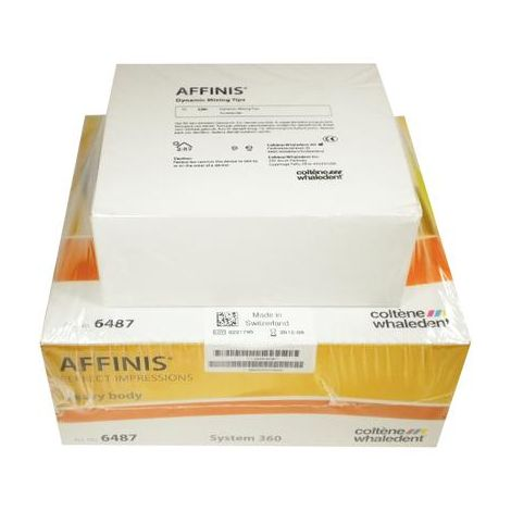 AFFINIS-Tray Materials (Coltene/Whaledent)