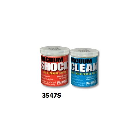 Shock Trial Kit (2 jars of Vacuum Shock; 12 tablets)
