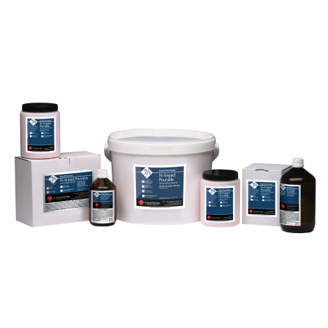 Excel Formula® Hi-Impact Pourable Denture Base (St. George Tech, Inc)