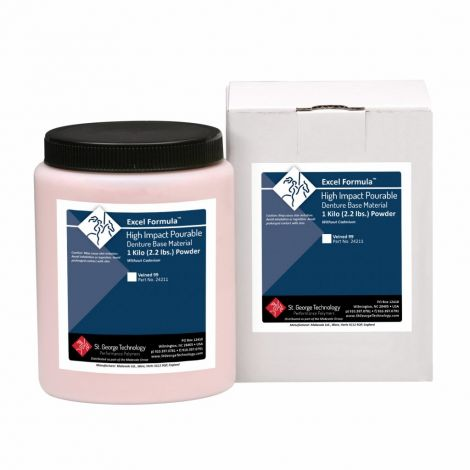Excel Formula Pourable Hi-Impact Powder Universal Pack (1 kilo powder & 500 ml liquid)