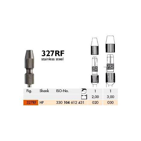 HP 327RF-030 Stainless Steel Mandrel Each