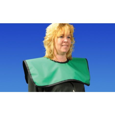 Lead Free Cling Shield Pan-A-Cape Apron (Palmero)