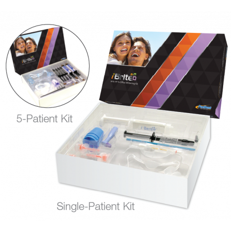 iBrite Gel Type Tooth Whitening System (Pac-Dent)
