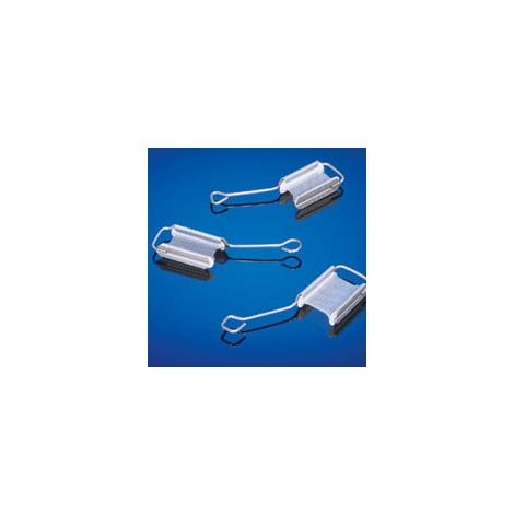 RITE BITE Disposable Extended Tray Inserts for Bite Relator 2000 Standard & Extended Size Frames Pk/100