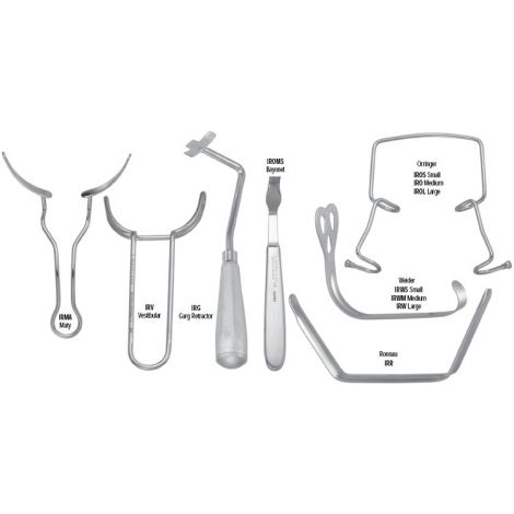 Other Cheek Retractors (G. Hartzell & Son)