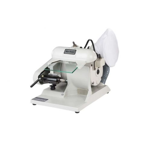 Model AG04: High Speed Alloy Grinder with Self-contained Dust Collector (Ray Foster)