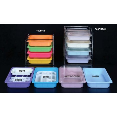 Operation Tub Neon & Pastel Color with Accessories (Plasdent)