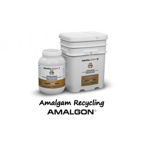 Amalgon Mail-in Amalgam Recycling (WCM)