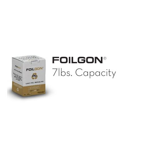 Foilgon Mail-in Lead Foil Recycling