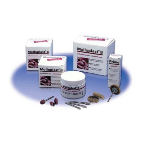 Primo Adhesive for Molloplast-B, 15 ml. + Brush