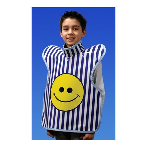 Lead Free Child Size Patient Apron with Collar (Palmero)