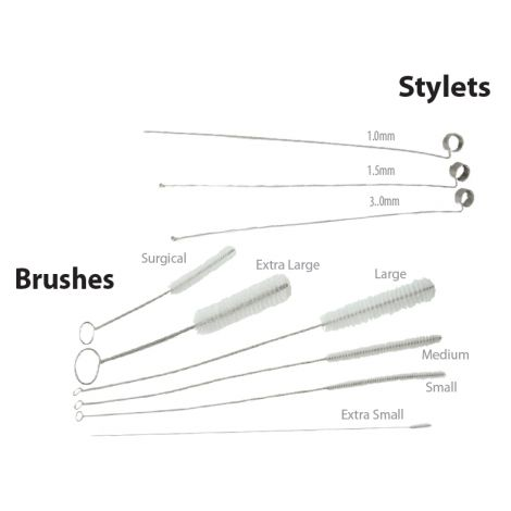 Aspirator Brushes & Stylets (Vista)