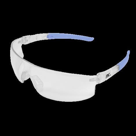 ProVision Econo Tilts Eyewear, Blue Frame - Clear Lens