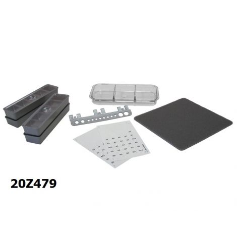 Procedure Tub Accessories (ZIRC)