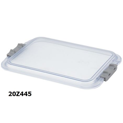 Safe-Lok Cover for B-Size Tray (ZIRC)