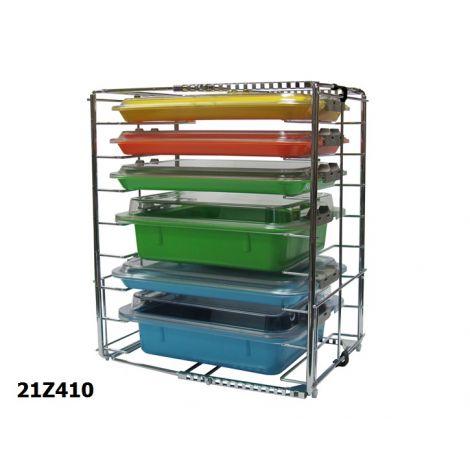 Tray/Tubs Racks (ZIRC)