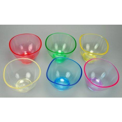 "Candeez Flexible Large Mixing Bowls (4 1/2"" x 3"", volume 600cc) (Palmero)"