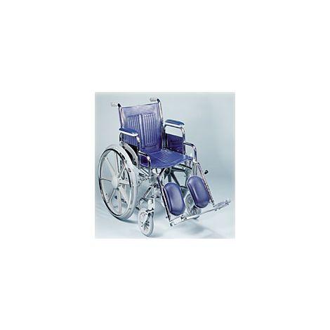 Deluxe Detachable Arm Wheelchair w/ELR ( BANTEX )