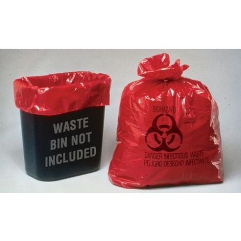 Dis-Pose Infectious Waste Bags (Palmero)